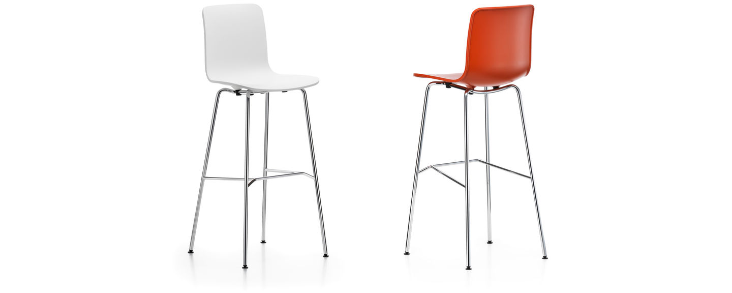 Vitra hal stool high for Barhocker alt