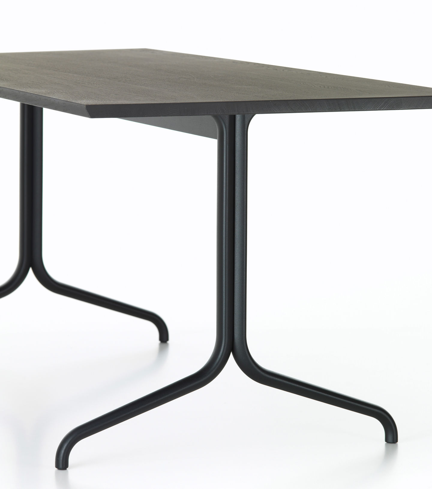 Tisch gezeichnet  Vitra | Belleville Table