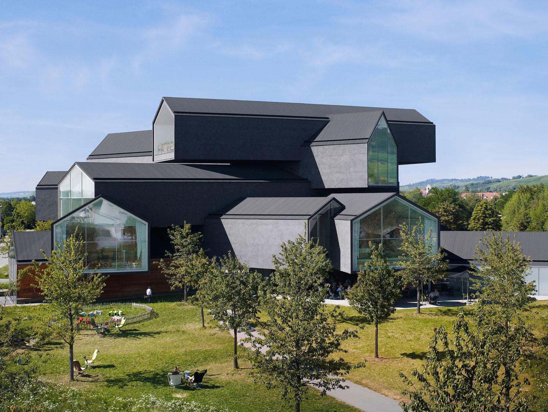 Der Vitra Campus In Weil Am Rhein Nahe Basel Ist Ein Einzigartiges Ensemble  Zeitgenössischer Architektur. Design  Und Architekturliebhaber Aus Aller  Welt ...