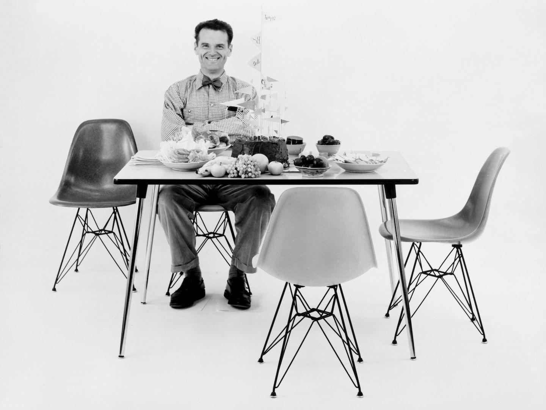 Esstisch Eames Style ~ Vitra  Eames Plastic Chair