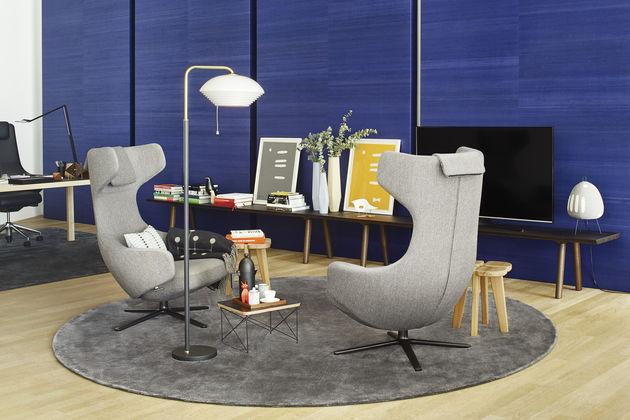 vitra antonio citterio im vitrahaus. Black Bedroom Furniture Sets. Home Design Ideas