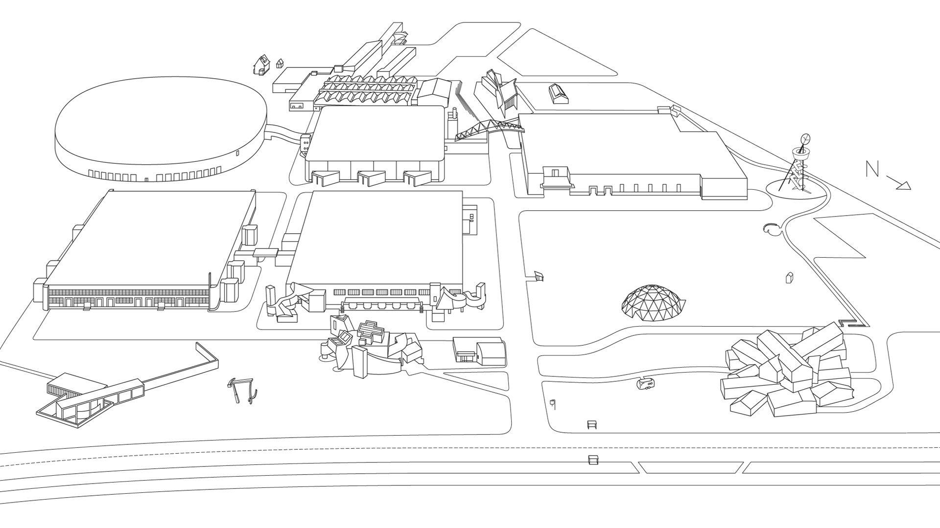 Vitra Campus Architektur