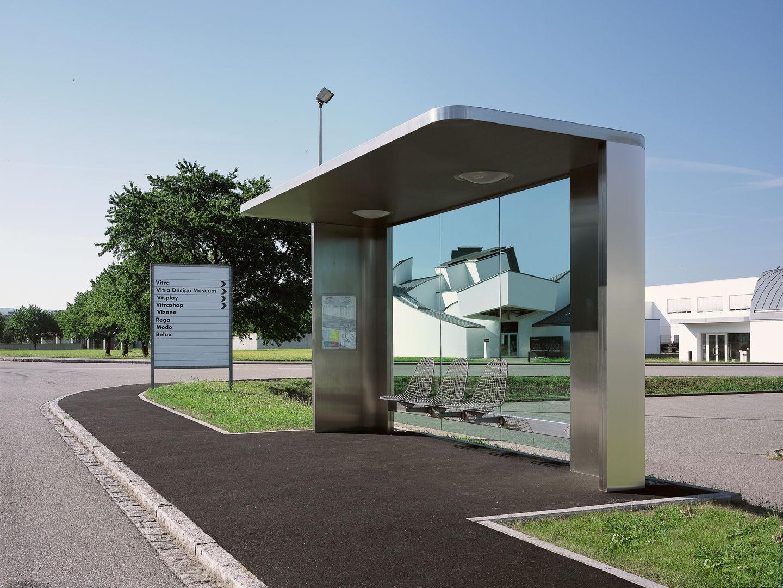 Architectural Design Bus Stop