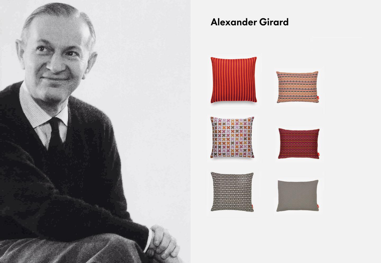 vitra classic maharam pillows. Black Bedroom Furniture Sets. Home Design Ideas