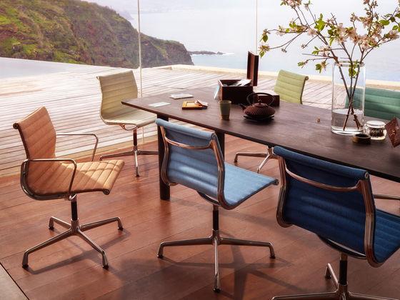 Vitra aluminium chairs ea 101 103 104 for Vitra alu chair replica