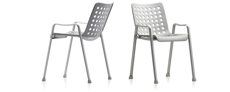 Vitra landi stuhl for Stuhl design vitra