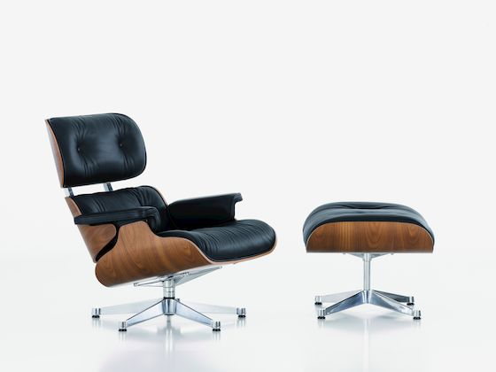 Vitra lounge chair for Vitra lounge chair nachbau