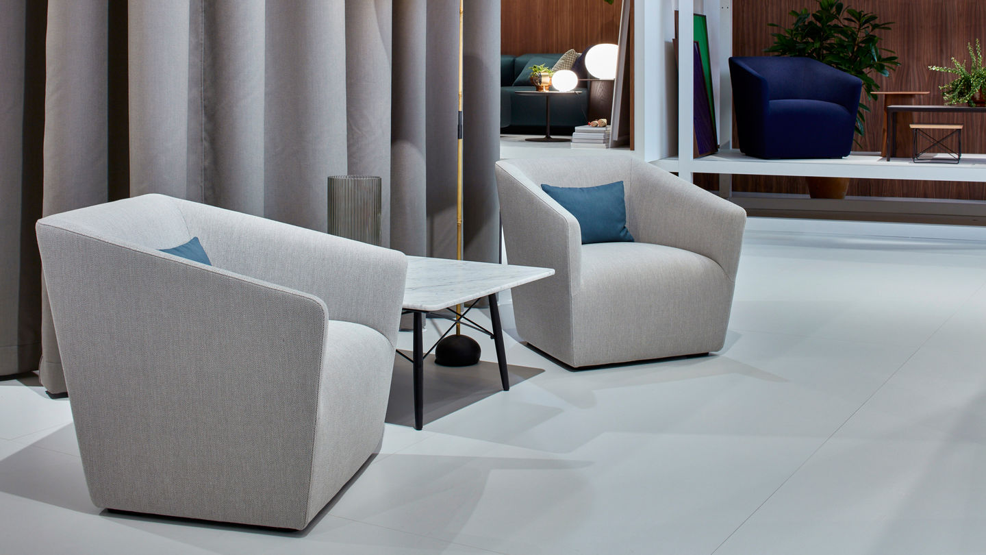 vitra occasional lounge chair. Black Bedroom Furniture Sets. Home Design Ideas