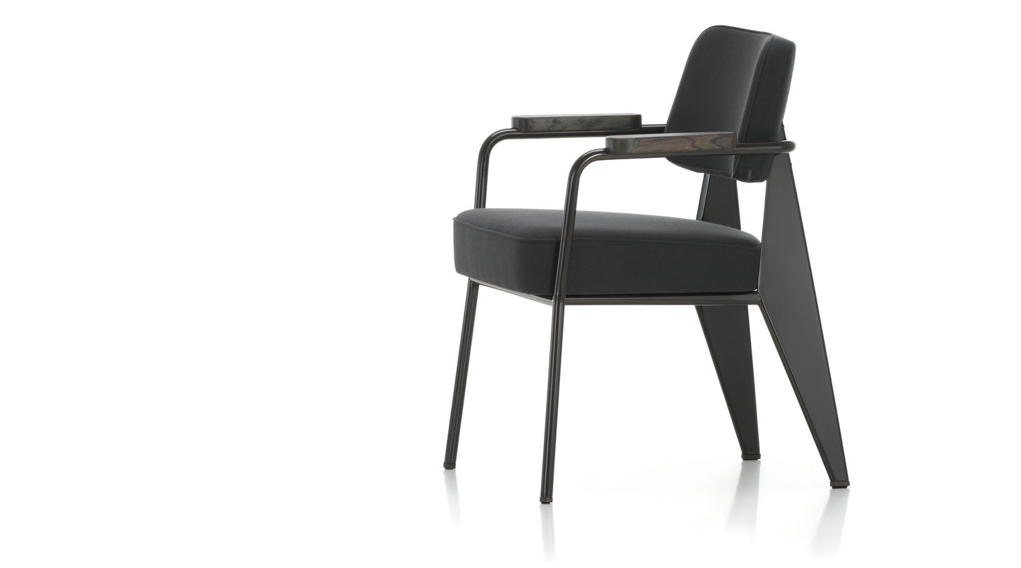 vitra fauteuil direction. Black Bedroom Furniture Sets. Home Design Ideas