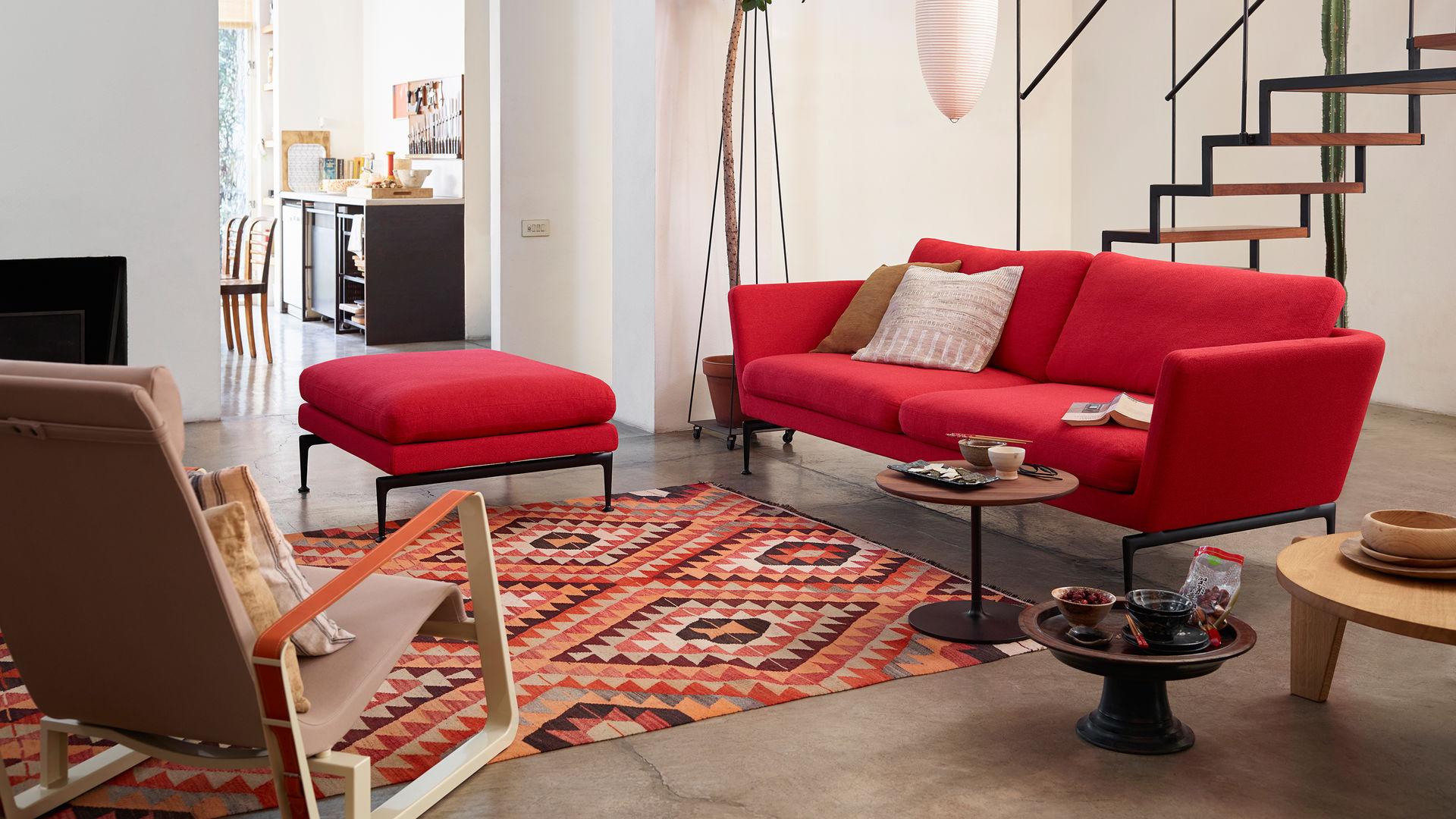 vitra suita sofa 3 seater. Black Bedroom Furniture Sets. Home Design Ideas