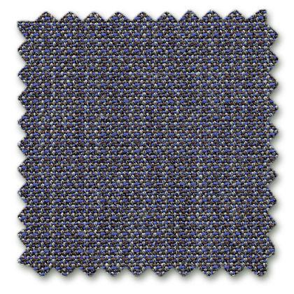 19 blau melange