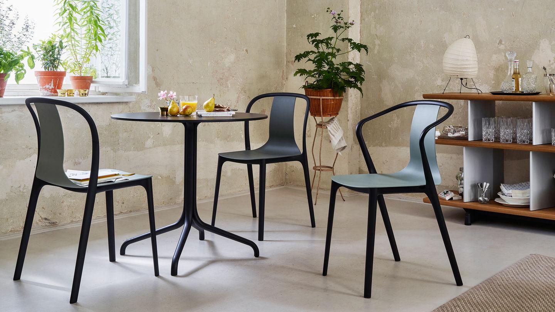 vitra belleville table. Black Bedroom Furniture Sets. Home Design Ideas
