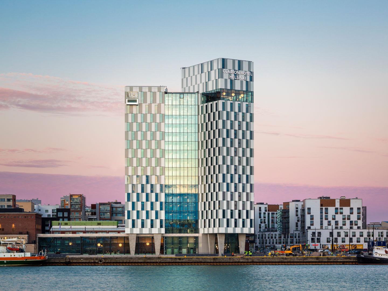 Vitra Clarion Hotel Helsinki