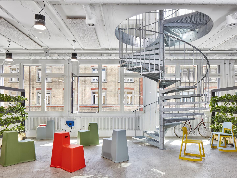 Vitra Pwc Switzerland Experience Center Zurich