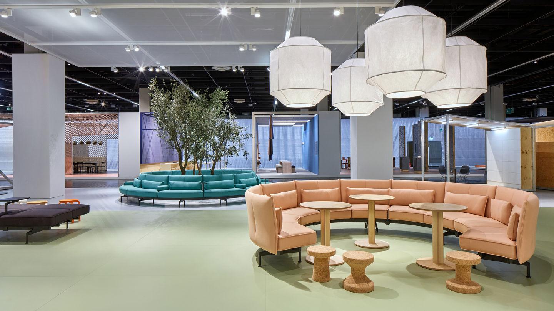 Vitra Orgatec 2018 Shared Office