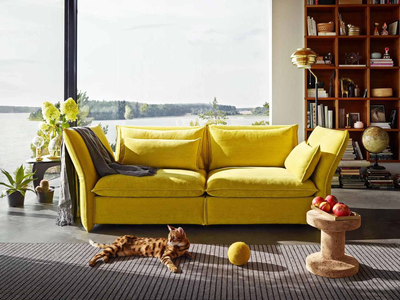 d104c754791cd1 Mit den Mariposa Sofas können Lösungen für unterschiedlichste Anforderungen  an Grösse und Raumplanung gefunden werden  Der Mariposa Love Seat bietet  einer ...