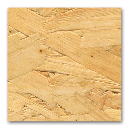 37 OSB, clear lacquer finish