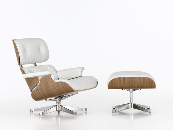 vitra eames lounge chair and ottoman 2