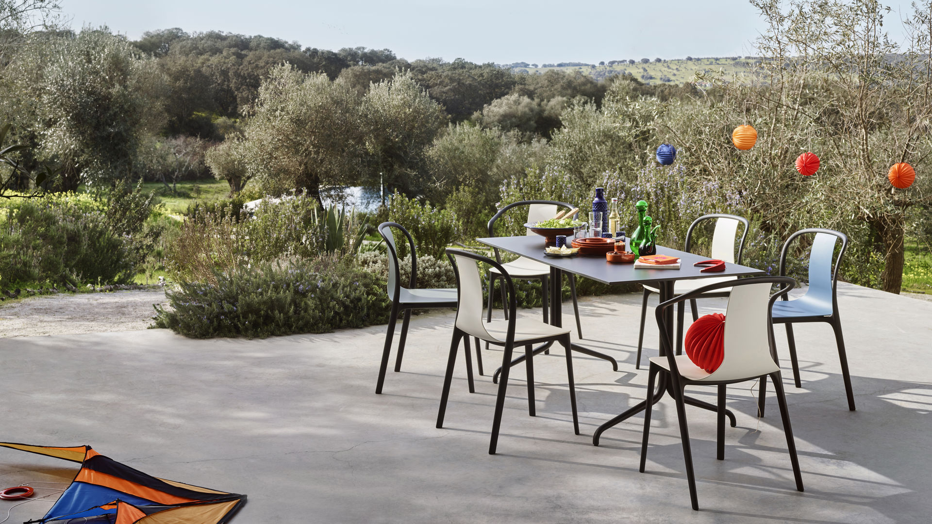 Belleville Table Belleville Chair Belleville Armchair Outdoor_web_inspiration