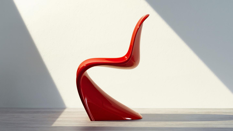 Sedia Panton Trasparente : Vitra panton chair