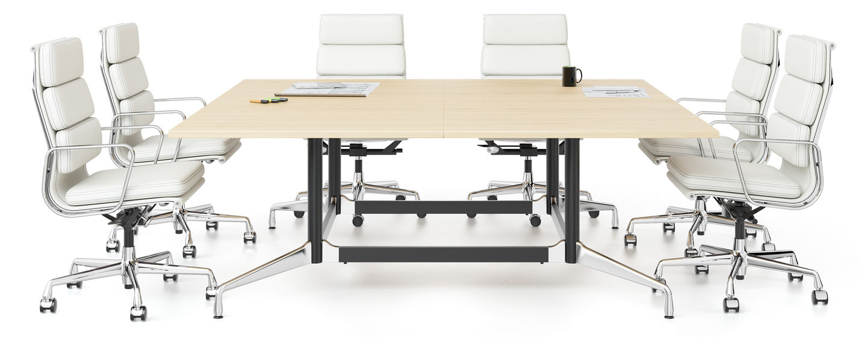 vitra eames segmented tables. Black Bedroom Furniture Sets. Home Design Ideas