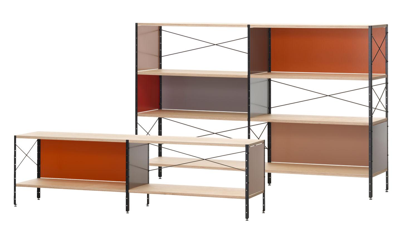 oak wooden the bookcase grande erika orange angle scandinavian design front edit products bookshelf