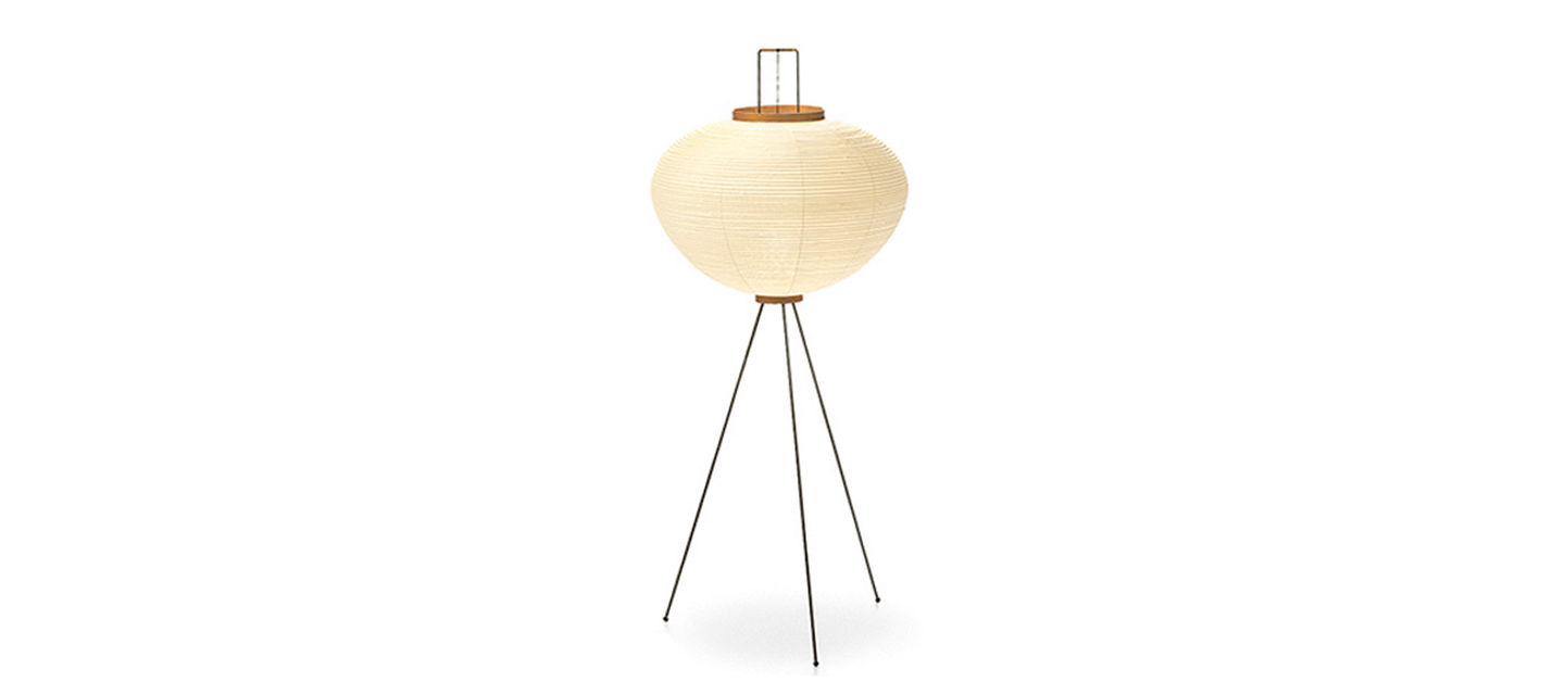 vitra lighting. The Akari Light Sculptures (1951) By Isamu Noguchi Are A Series Of Luminaires, Handcrafted From Traditional Washi Paper Japanese Artisans. Vitra Lighting