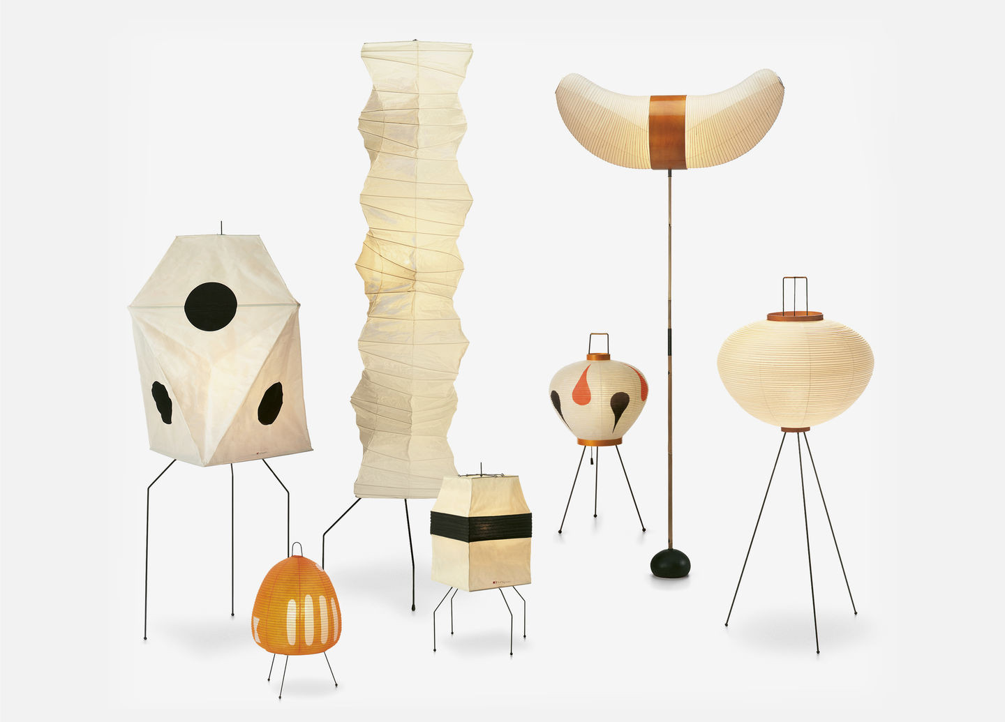 Vitra | Akari Light Sculptures