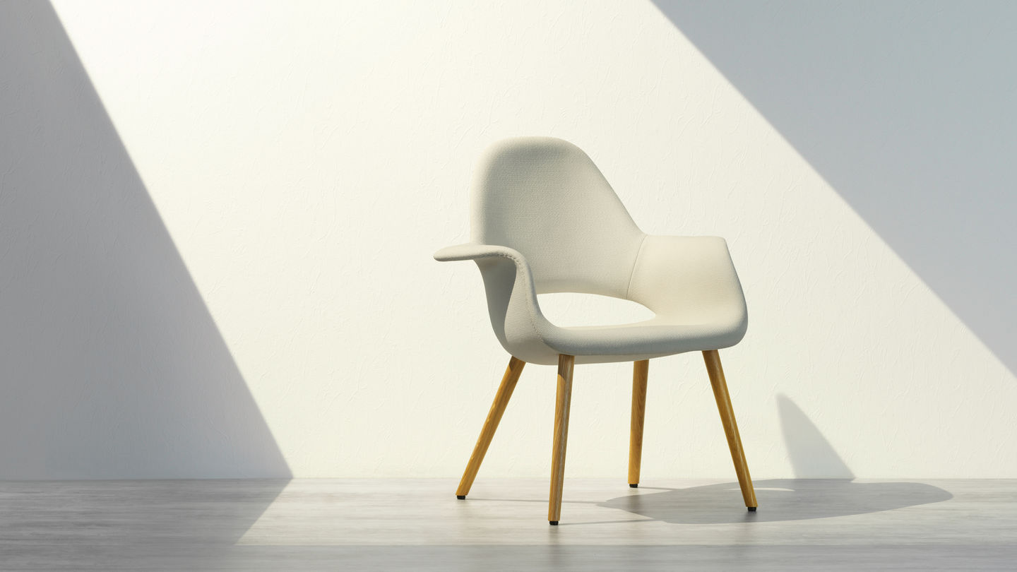 The Seminal Impact Of Organic Chair On American Design During Era Mid Century Modernism Is Often Underestimated Today This Represents