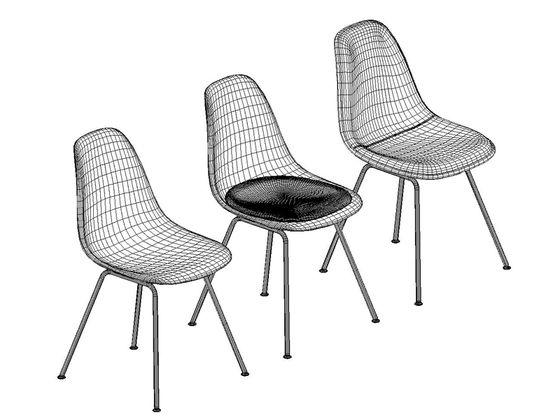 Best Sedie Eames Vitra Contemporary - acrylicgiftware.us ...