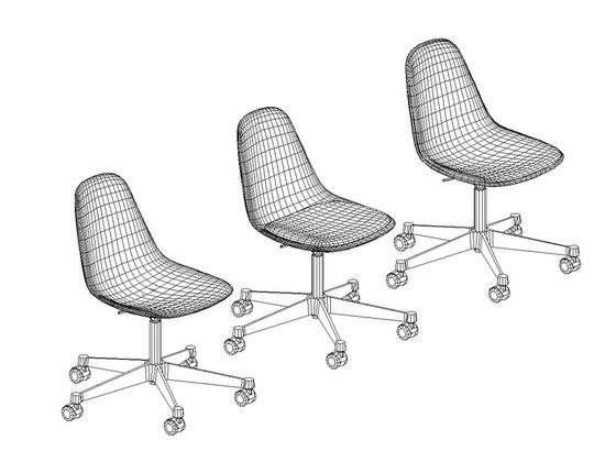 Chair Design Drawing N