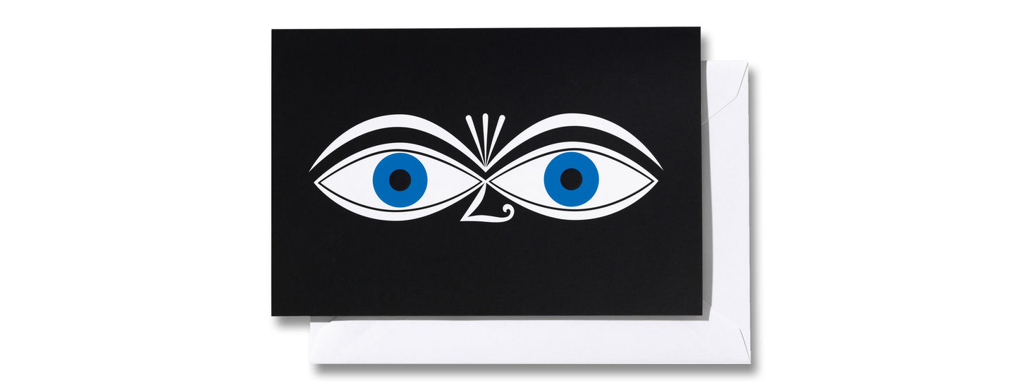 Vitra greeting cards eyes various motifs for the greeting cards were selected by vitra in cooperation with m4hsunfo