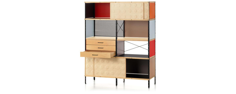 Eames Storage Unit ESU, BookcaseCharles U0026 Ray Eames£ 2,170.00