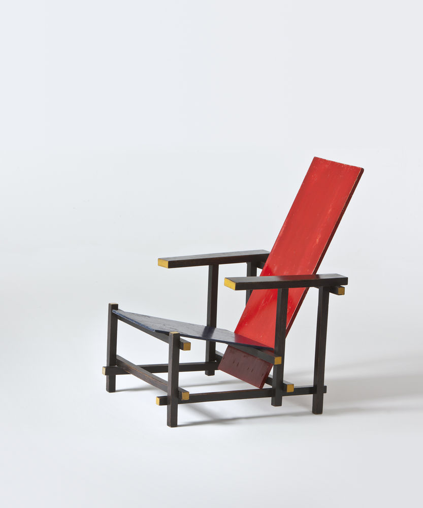 European style office furniture valentineblog net - Vitra Gerrit Rietveld The Revolution Of Space 17 May 16 Sep