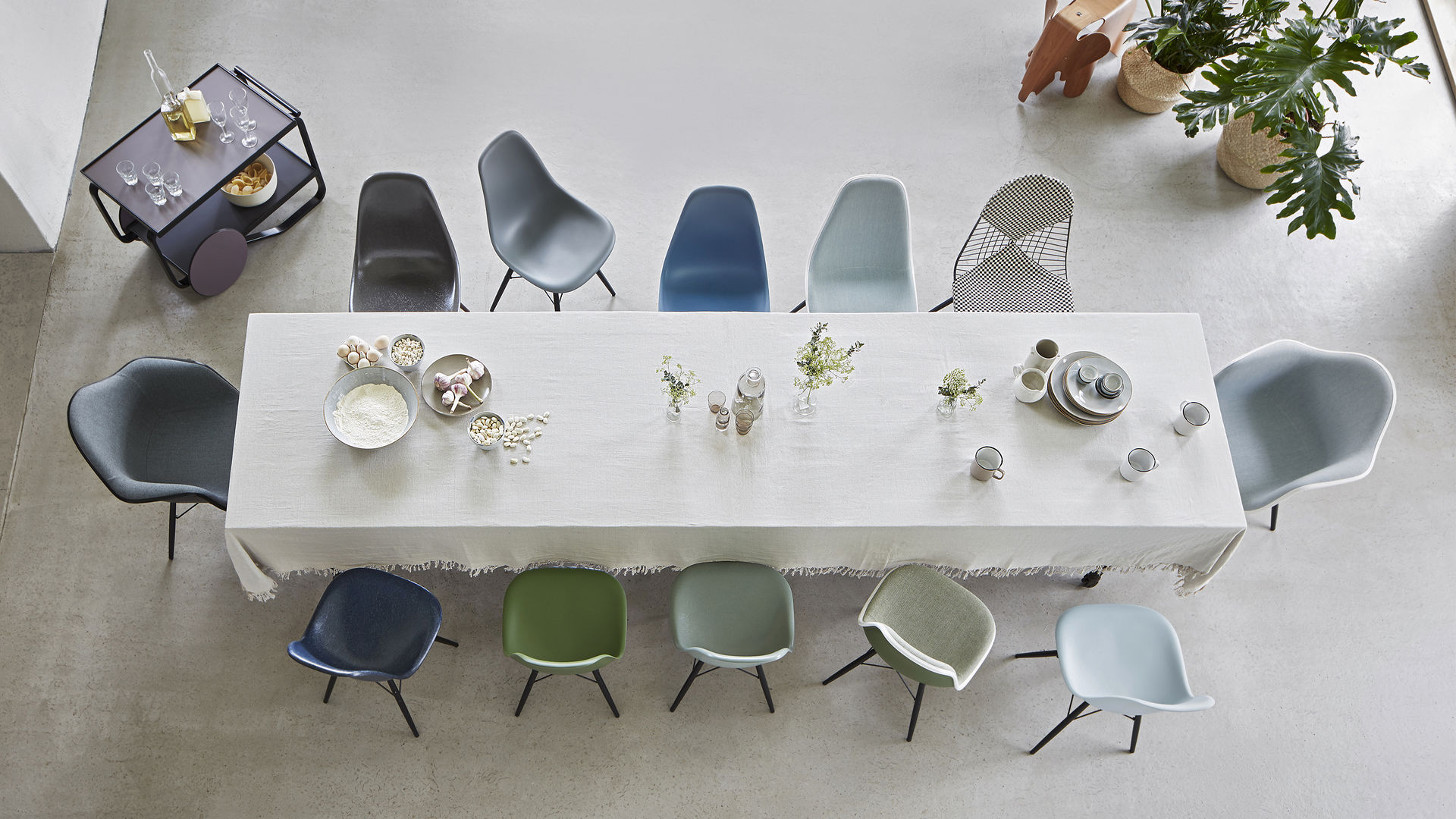 Vitra | Wire Chair DKW