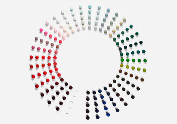 Vitra Colour and Surface Library