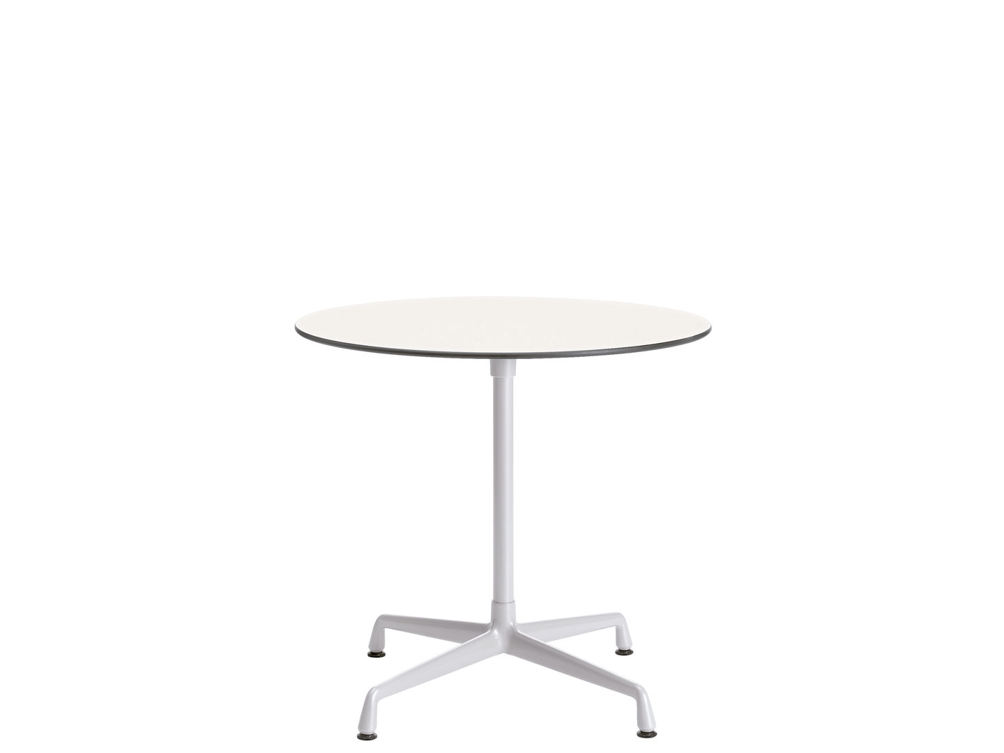 For The Contract Tables Which Were Designed In 1950s Charles And Ray Eames Developed A Universal Base That Could Be Paired With Table Tops