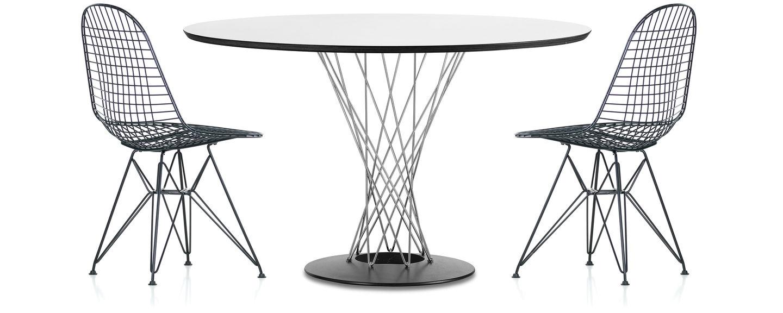 vitra dining table. Black Bedroom Furniture Sets. Home Design Ideas