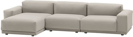 Vitra products sofas for Bequemes sofa