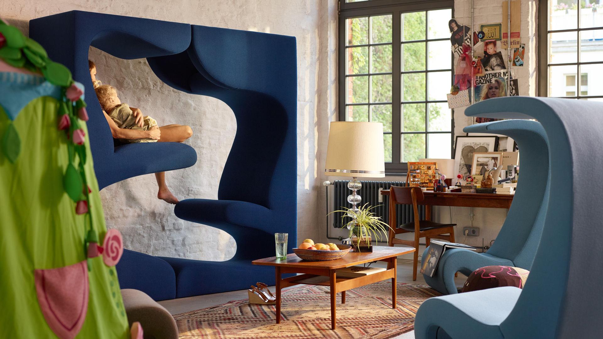 vitra amoebe highback. Black Bedroom Furniture Sets. Home Design Ideas
