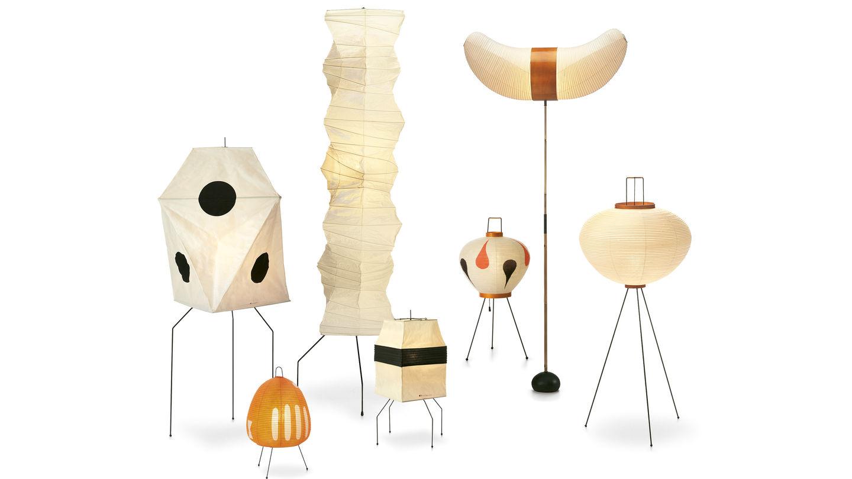 isamu noguchi lighting. Simple Lighting Akari Light Sculptures Isamu Noguchi 1951 Alt Intended Noguchi Lighting