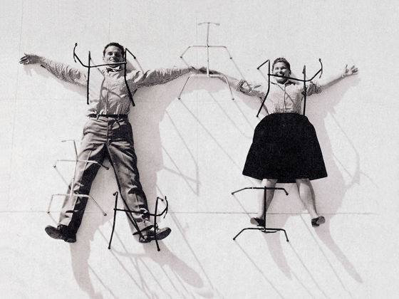 charles and ray eames are counted among the most important figures of twentieth century design their work spans the fields of furniture design filmmaking charles and ray eames furniture