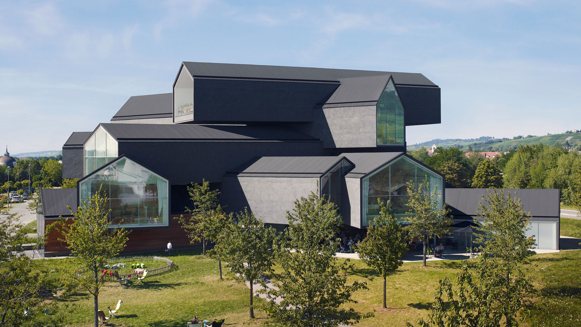 vitra campus. Black Bedroom Furniture Sets. Home Design Ideas