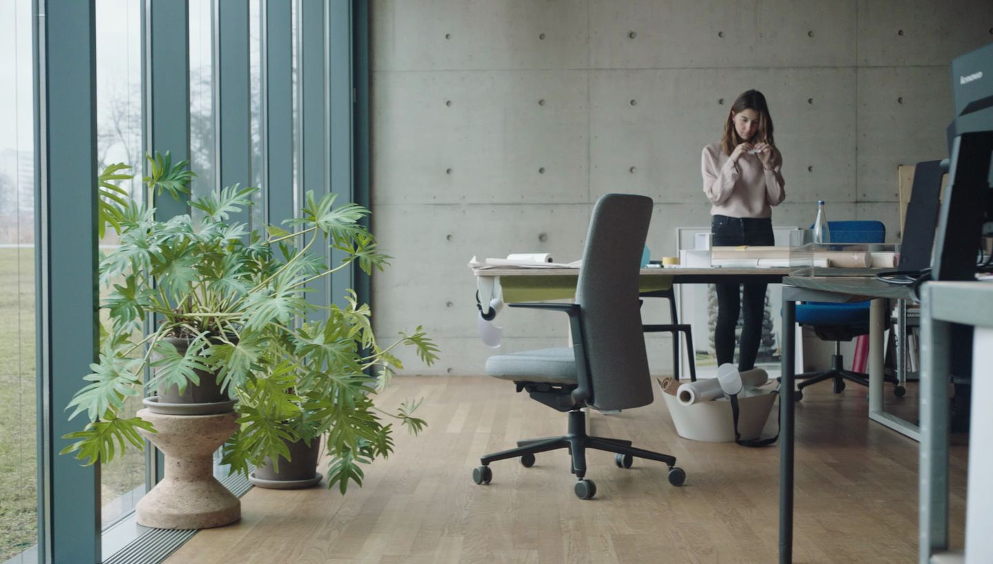Exceptional Vitra   For Offices