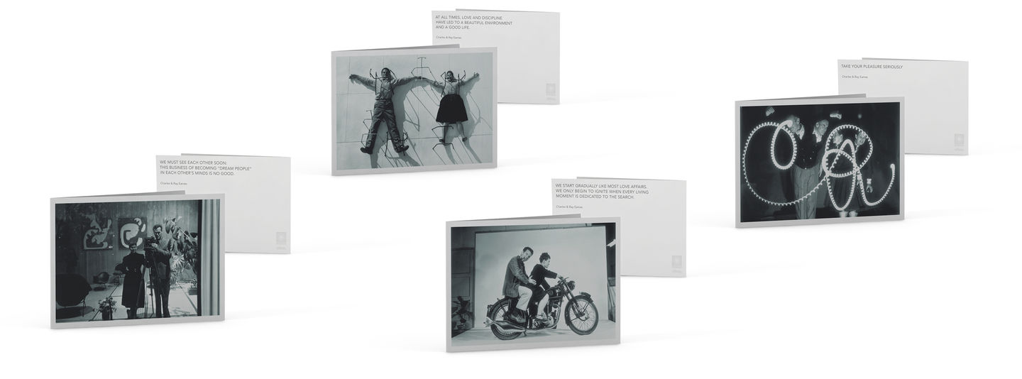 Vitra eames quotes greeting cards alt m4hsunfo