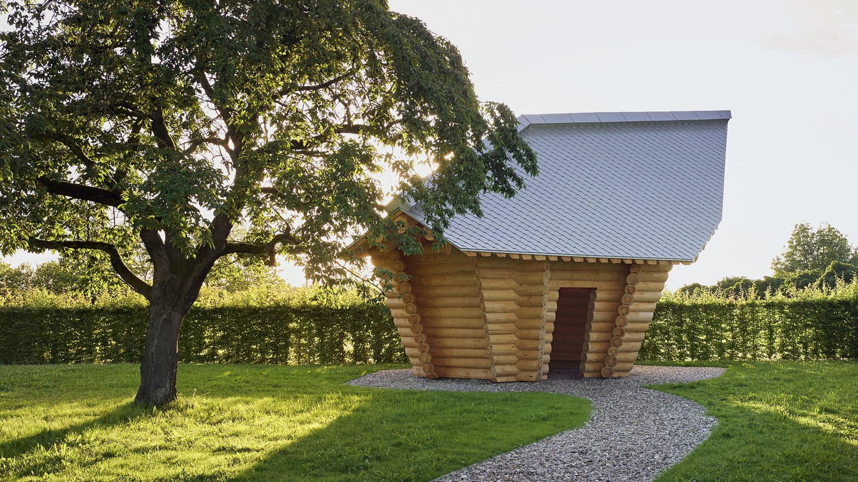 Vitra Blockhaus