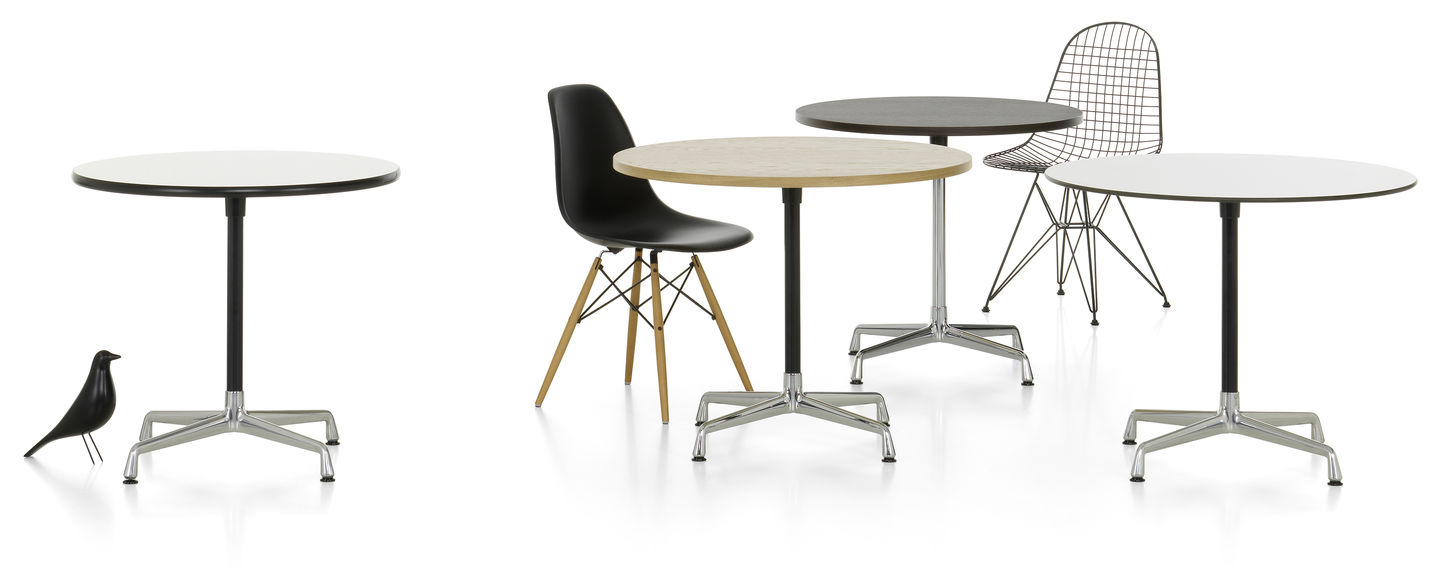 Peachy Vitra Eames Contract Tables Pdpeps Interior Chair Design Pdpepsorg