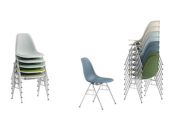 Vitra | vitra com - Public - Office - Eames Plastic Side