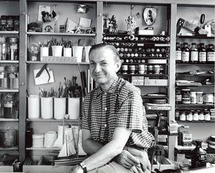 DW_Alexander Girard_Photo taken by Charles Eames_flat