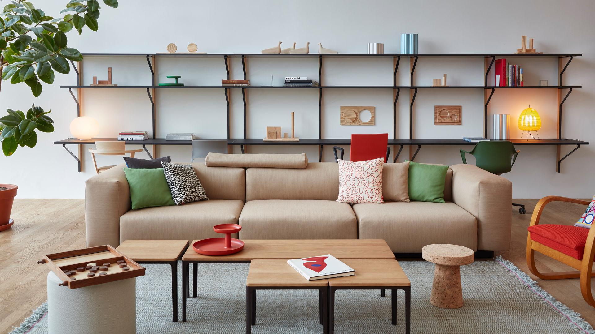 vitra jasper morrison vitrahaus level 1. Black Bedroom Furniture Sets. Home Design Ideas